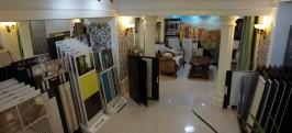 VIP зал элитной керамической плитки Керамика Эрмитаж фото 1