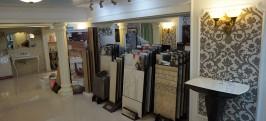 VIP зал элитной керамической плитки Керамика Эрмитаж фото 12