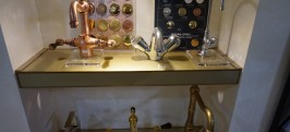VIP зал элитной керамической плитки Керамика Эрмитаж фото 11