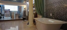VIP зал элитной керамической плитки Керамика Эрмитаж фото 8