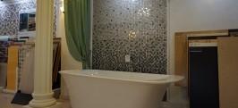 VIP зал элитной керамической плитки Керамика Эрмитаж фото 9
