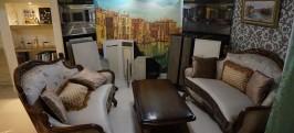 VIP зал элитной керамической плитки Керамика Эрмитаж фото 3